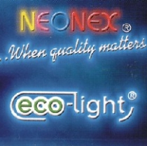 Neon Lichtreklame